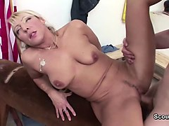 Milf, After school with mom, Nuvid.com