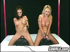 Sybian, Sybian with cumshot, Redtube.com