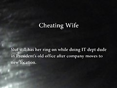 Office, Wife, Cheating, Wife cheating creampie, Xhamster.com