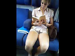 Teen, Train, Japanese on train, Xhamster.com