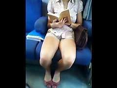 Teen, Train, Sex on a train with an indian babe, Xhamster.com