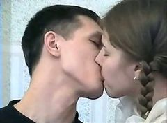 Anal, Russian, Russian daugter fucked at home, Xhamster.com