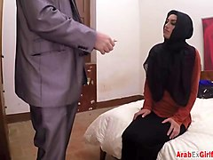 Arab, Riding, Girlfriend, Doctor sex with pregnant lady and nurse, Gotporn.com