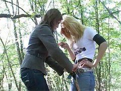 Outdoor, Outdoor french, Drtuber.com