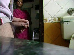 Indian, Maid, Indian aunti fucking her maid, Xhamster.com