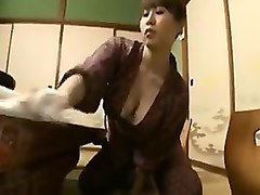 Asian, Kissing, Wife, Son french kiss mother, Nuvid.com
