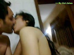 Kissing, Wife, Pakistani college couple in romance sex, Mylust.com