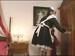 French, Maid, Big Tits, Hidden can maid, Txxx.com