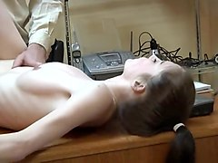 Hd, Office, College, Littel girl getting fucked, Txxx.com