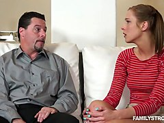 Gf sucks 2 cocks, Sunporno.com