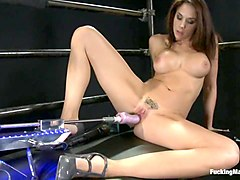 Orgasm, Machine, Eat pussy orgasm, Txxx.com