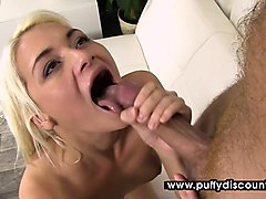 Blonde, Hot blond gets fucked in ass, Nuvid.com