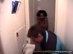 African, Teen, Caught, Nuvid.com