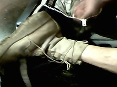 Thigh boots slave, Nuvid.com