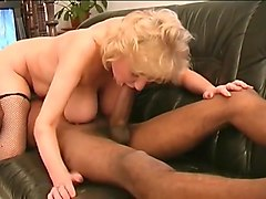 Bus, Blonde, Milf, Blonde milf fucks asian guy, Txxx.com