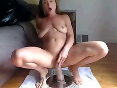 Squirt, Dildo, Vibrator, Mother dont stop rubbing my pussy till i cum, Mylust.com