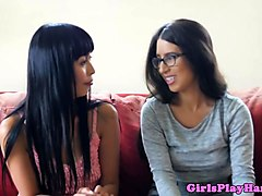 Asian, Lesbian, Ebony teen rough sex, Txxx.com