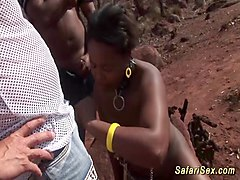 African, Orgy, Outdoor, South african coloured sex, Gotporn.com