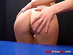 German, Drunk chubby gangbang cream pie, Hdzog.com