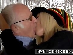 Bus, Blonde, Old Man, Dirty old man stripping sexy young girl, Gotporn.com
