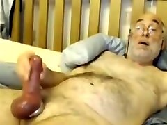 Grandpa, Big Cock, I want to play with a big cock, Txxx.com