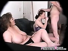 Whore, Teen, Swallow, Prostitute submission, Nuvid.com