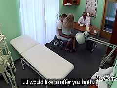 Doctor, Couple, Txxx.com