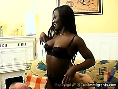 African, Seduced, Young african girls, Nuvid.com