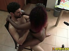 African, Whore, Classic beauty, Nuvid.com