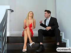 Brandi love the birthday blues masseur, Txxx.com
