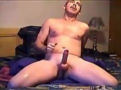 Masturbation, Jerking, Black daddy jerking off, Txxx.com