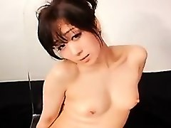 Asian, Stockings, Dad and son fucks a girl, Nuvid.com