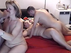 French, Couple, Shemal and couple, Txxx.com