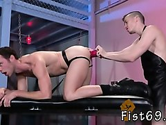 Slave, Fisting, Male slave tied and rided hard, Nuvid.com