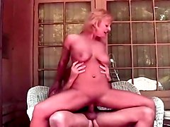 Blonde, Milf, Blonde fuck in bar, Txxx.com