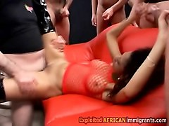 African, Beauty, Interracial, Quot african double quot, Nuvid.com