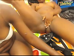 African, African stockings, Nuvid.com