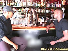 Gangbang, Ass, Interracial, Japanese boss fuck employee wife, Gotporn.com