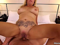 Anal, Bus, Natural, Wife big ass anal cream pie, Gotporn.com