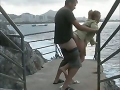French, Public, Beach, Japanese lesbian nurses french kissing, Mylust.com