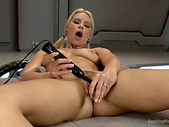 Blonde, Machine, Txxx.com