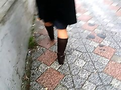 Boots, Milf, Turkish, Matures in boots, Xhamster.com