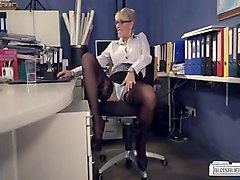 German, Interracial, Secretary, Thie german milf, Sunporno.com