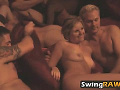 Amateur, Group, Babe, Amateur swinger orgy, Nuvid.com
