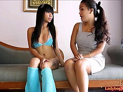 Amateur, Ladyboy, Ladyboys rose and amy, Gotporn.com