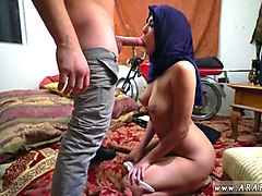 Arab, Hairy, Creampie, Both in tights, Gotporn.com